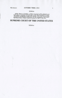 19-863; 2020 Supreme Court The Individual Slip Opinions Term Of Court