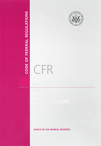 Cfr T 50 Pt 17(17.99i-end 17.100-end);code Of Federal Regulations 2020(paper)  Cover Only