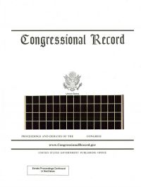 Congressional Record, V. 163, No. 188, November 16, 2017 (Microfiche)