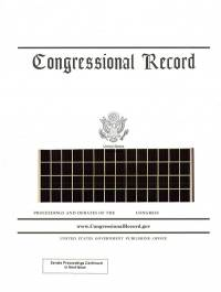 Vol. 164 Index #73-#90; Congressional Record (microfiche)    May 7 To June 1, 2018