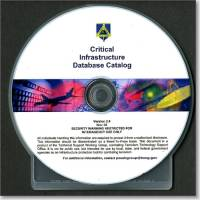 Critical Infrastructure Database Catalog Version 2.0 (November 2008) CD (TSWG Controlled Item)