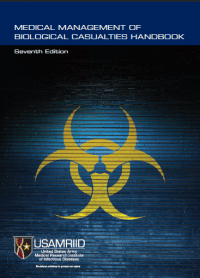 USAMRIID's Medical Management of Biological Casualties Handbook, 7th Edition (Paperback)