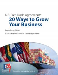 Free Trade Agreements: 20 Ways to Grow Your Business (MOBI eBook)