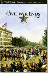 The Civil War Ends, 1865