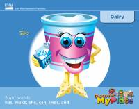 Discover MyPlate: Dairy