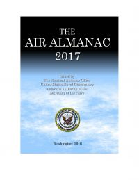 The Air Almanac 2017