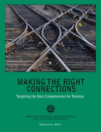 Making the Right Connections: Targeting the Best Competencies for Training