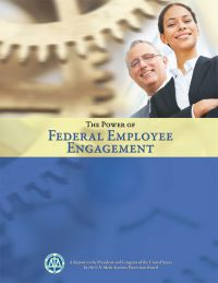 Power of  Federal Employee Engagement