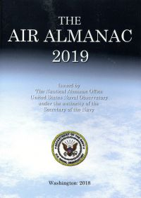 The Air Almanac 2019 (CD-ROM)