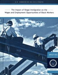 The Impact of Illegal Immigration on the Wages and Employment Opportunities of Black Workers (ePub eBook)