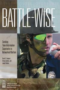 Battle-Wise: Seeking Time-Information Superiority in Networked Warfare