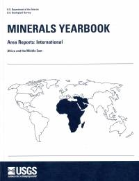 Minerals Yearbook, 2008, V. 3: Area Reports: International, Africa and the Middle East