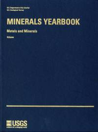 Minerals Yearbook, 2010, V. 1, Metals and Minerals
