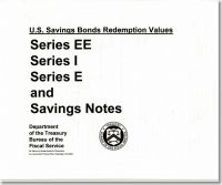 June 2017-nov.2017; U. S. Savings Bond Redemption Values Series Ee Series I Series E      And Savings Notes