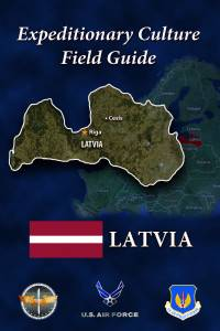 Expeditionary Culture Field Guide: Latvia
