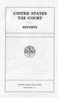 United States Tax Court Reports, V. 147, No. 2