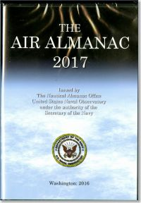 The Air Almanac 2017 (CD-ROM)