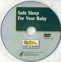 Safe Sleep For Your Baby (DVD)