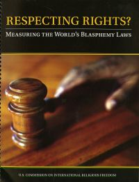 Respecting Rights?: Measuring the World\'s Blasphemy Laws