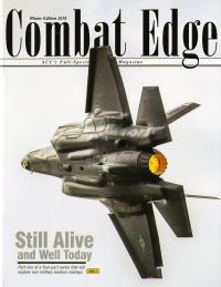 V.26 #3 Winter 2018; The Combat Edge (formerly Tac Attack)
