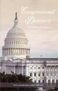 Official Congressional Directory 115th Congress (Paperback)