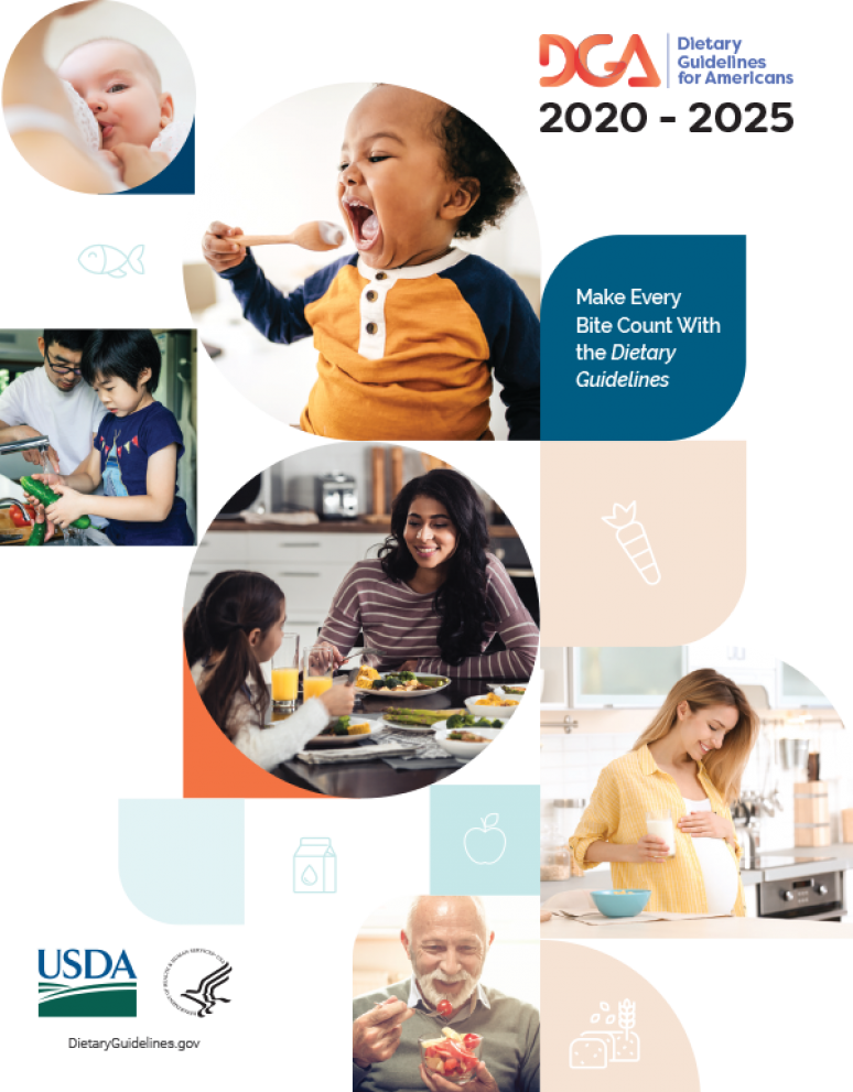 Dietary Guidelines for Americans, 2020-2025