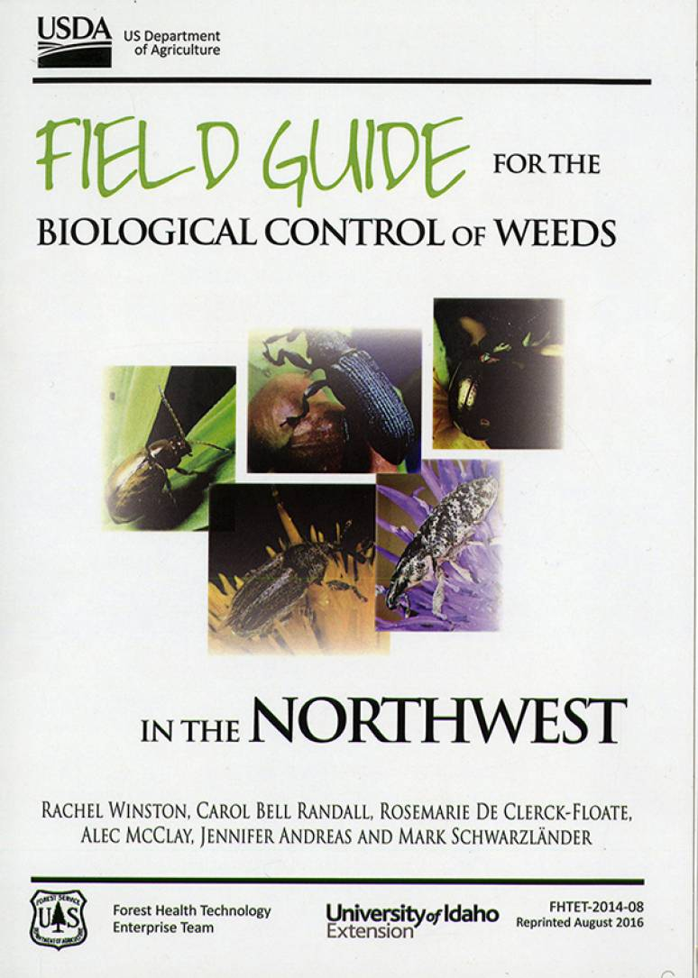 Field Guide for the Biological Control of Weeds in the Northwest