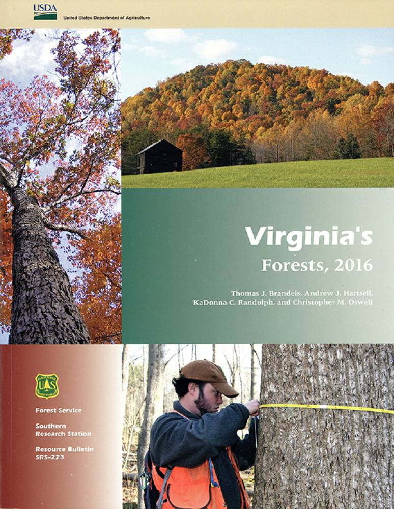 Virginia's Forests, 2016