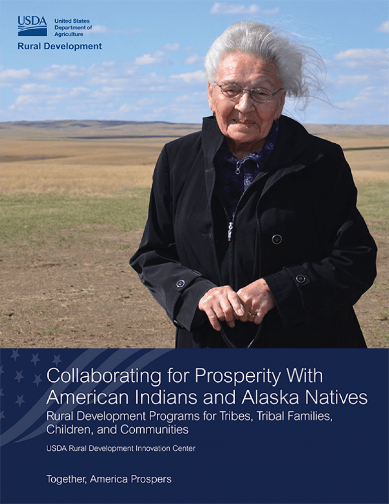 Collaborating for Prosperity With American Indians and Alaska Natives: Rural Development Programs for Tribes, Tribal Families, Children, and Communities
