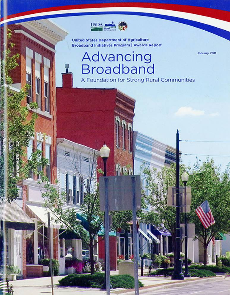 Advancing Broadband: A Foundation for Strong Rural Communities