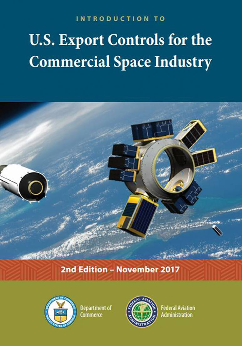 Introduction to U.S. Export Controls for the Commercial Space Industry