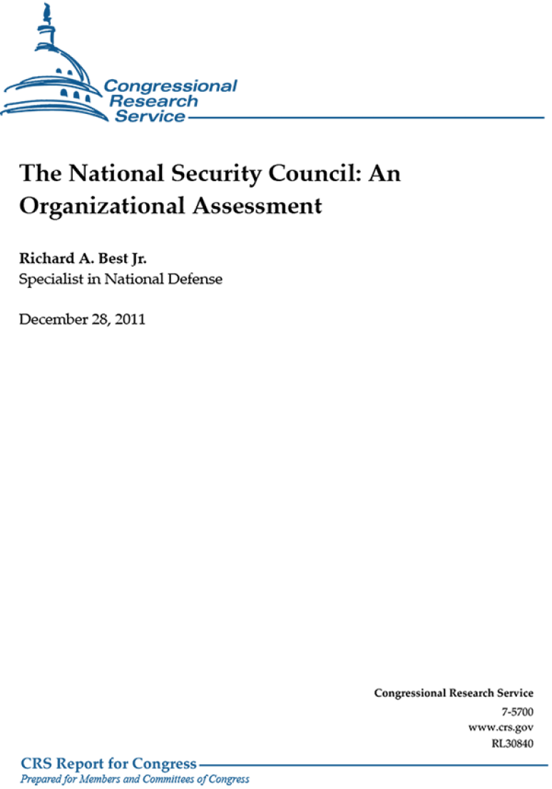 Investment Castings: A National Security Assessment, December 1987