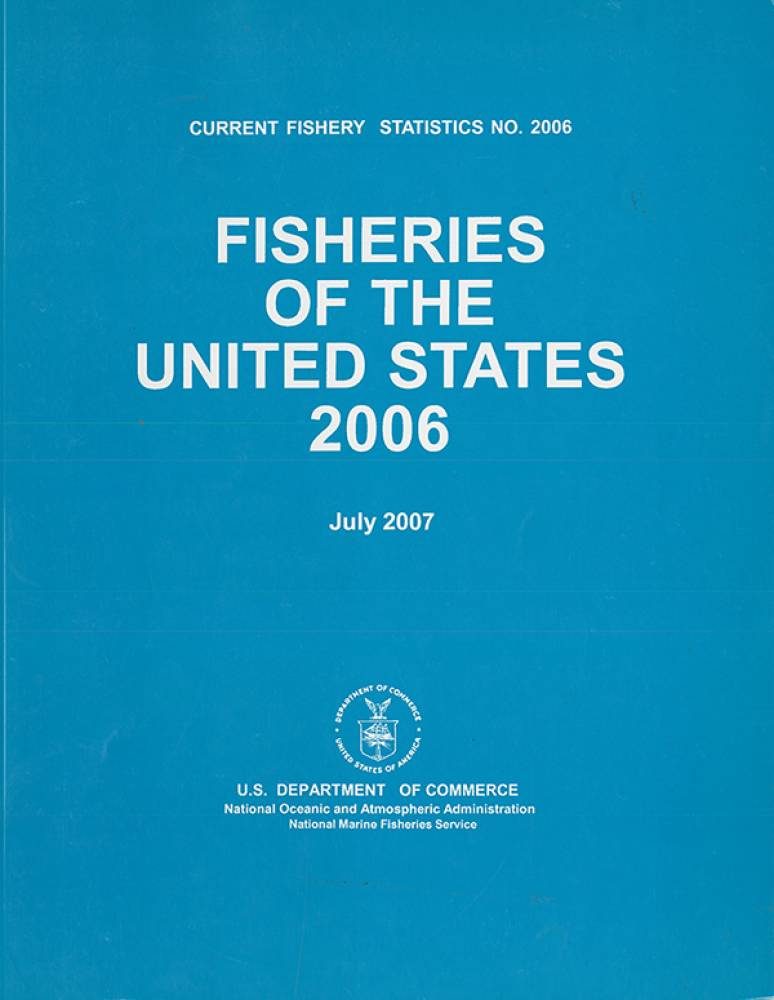 Fisheries of the United States, 2006