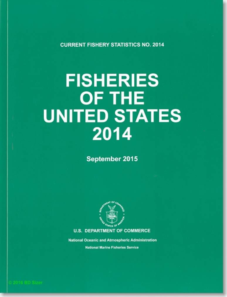 Fisheries of the United States, 2014