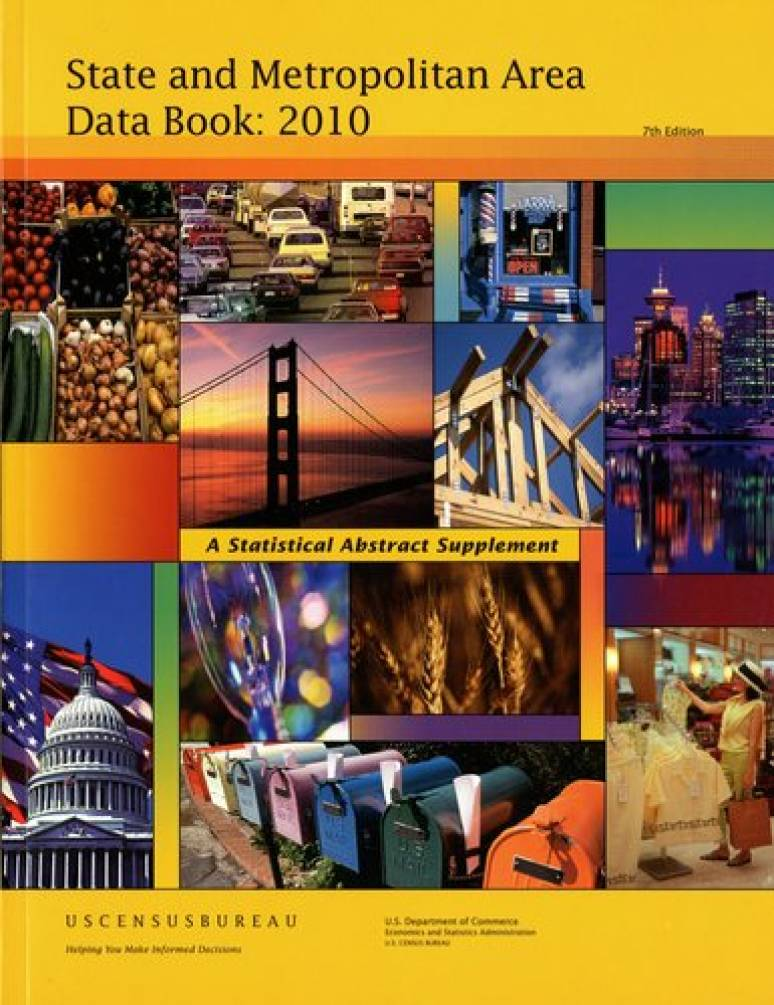 State and metropolitan area data book 2010 us government bookstore state and metropolitan area data book 2010 fandeluxe Image collections