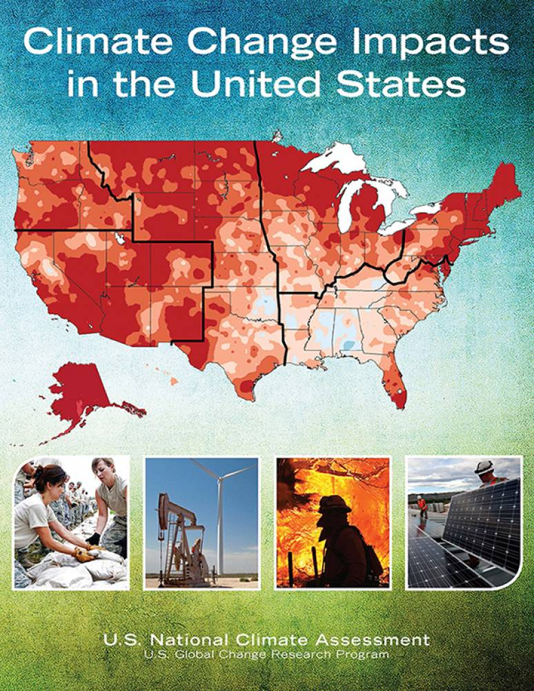 Climate Change in the United States:The Third National Climate Assessment -Full Report (Low Resolution- PDF)