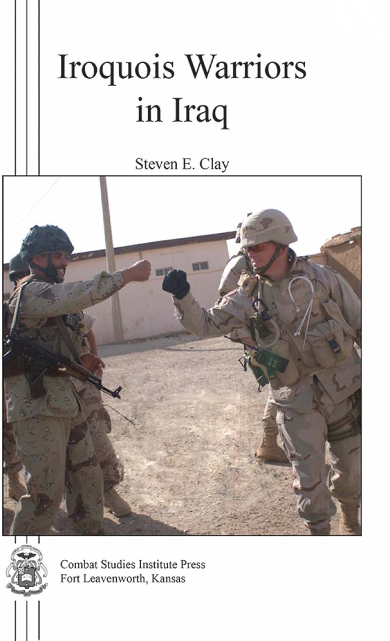 Iroquois Warriors in Iraq