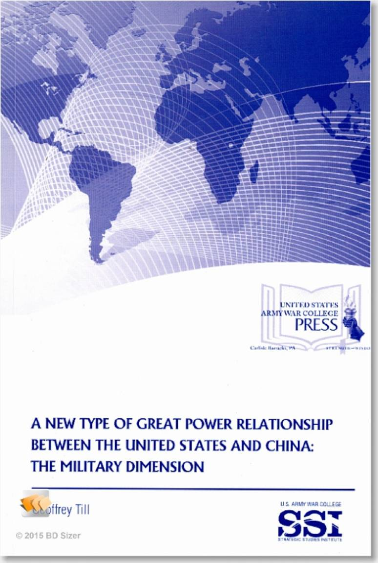 A New Type of Great Power Relationship Between the United States and China: the Military Dimension