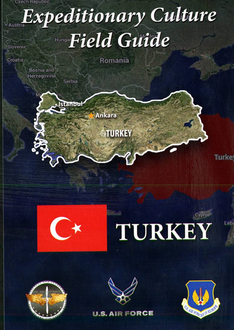 Expeditionary Culture Field Guide: Turkey