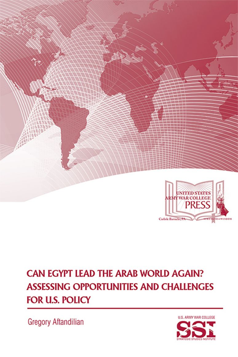 Can Egypt Lead The Arab World Again?