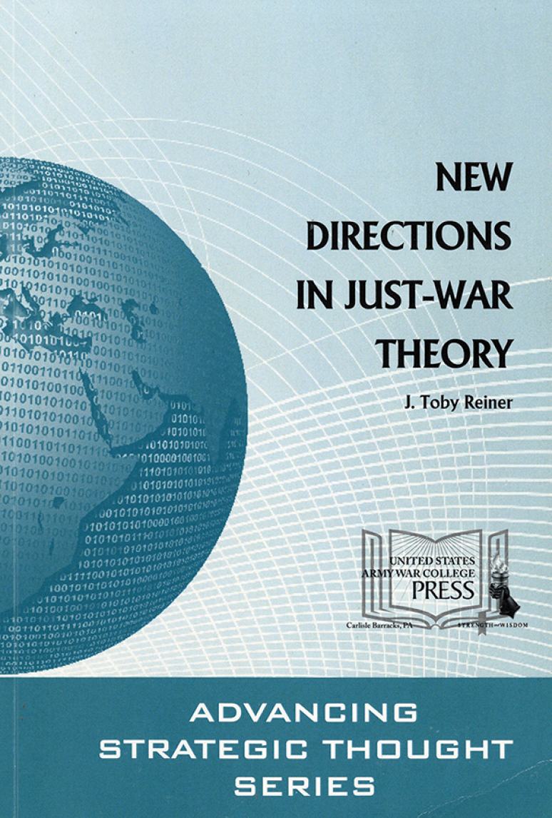 New Directions In Just-War Theory
