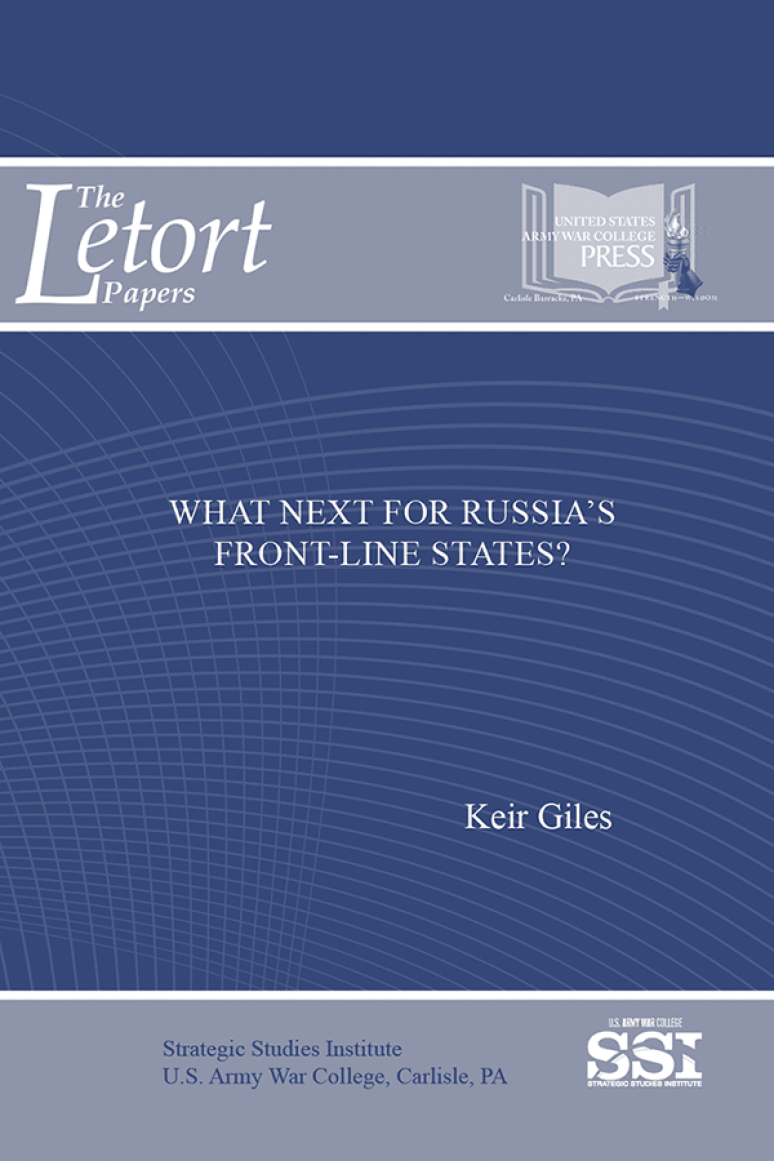 What Next For Russia's Front-line States?