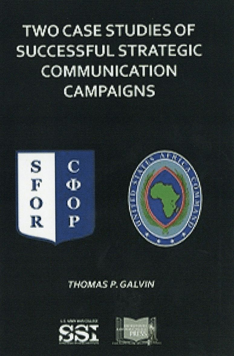 Two Case Studies Of Successful Strategic Communication Campaigns
