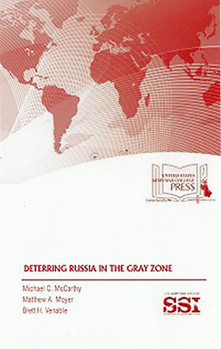 Deterring Russia In The Gray Zone