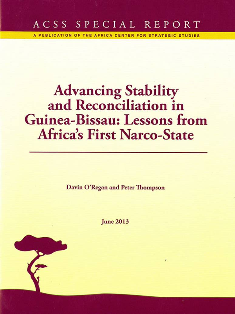 Advancing Stability and Reconciliation in Guinea-Bissau: Lessons From Africa's First Narco-State