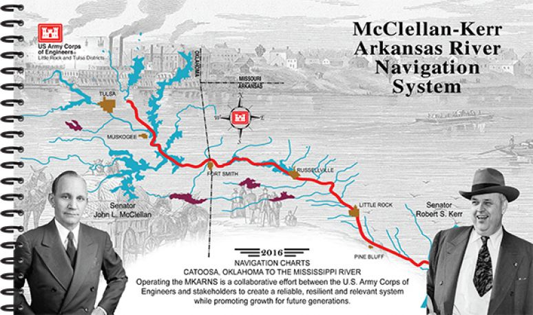 McClellan-Kerr Arkansas River Navigation System (MKARNS) From the Confluence of the White River and Mississippi River to the Verdigris River at the Port of Catoosa Near Tulsa, Oklahoma (2016)