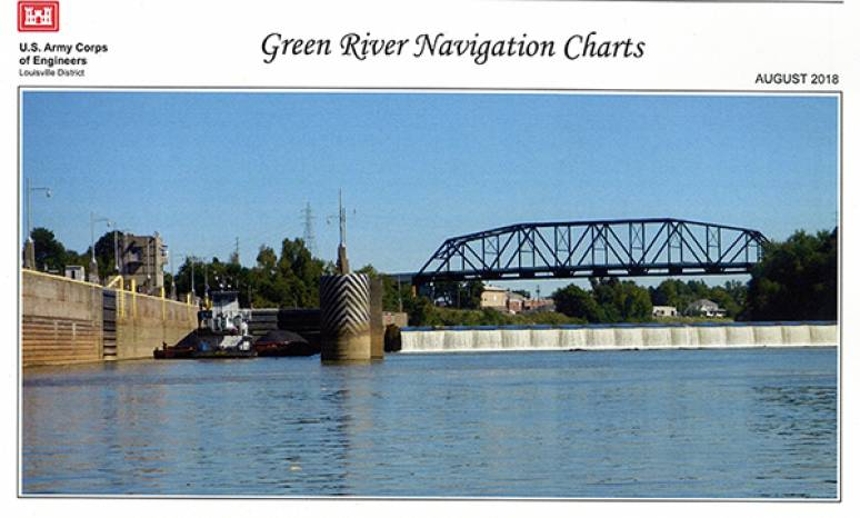 Green River Navigational Chart