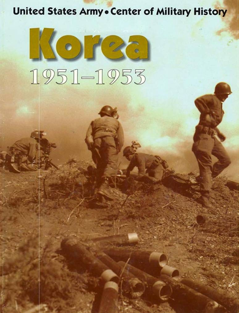 The Korean War phase 5 : 9 July, 1951-27 July 1953