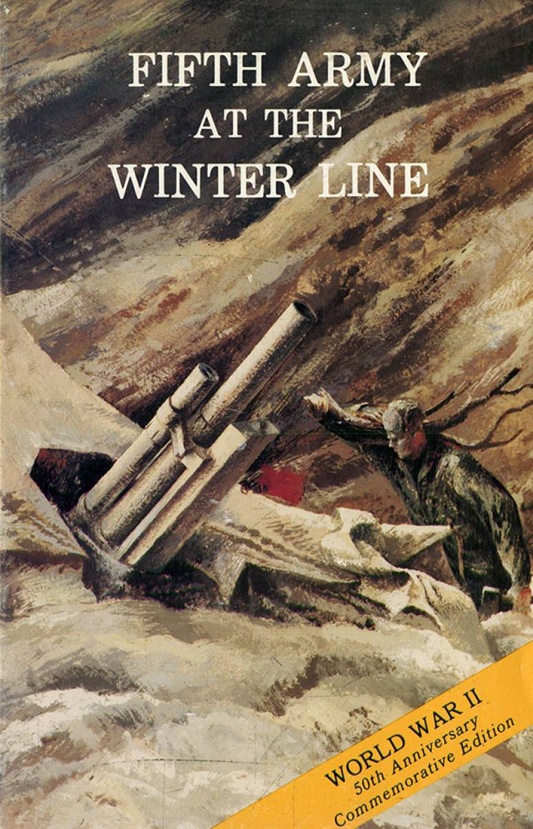 Fifth Army at the Winter Line (15 November 1943 - 15 January 1944) (Paperback)