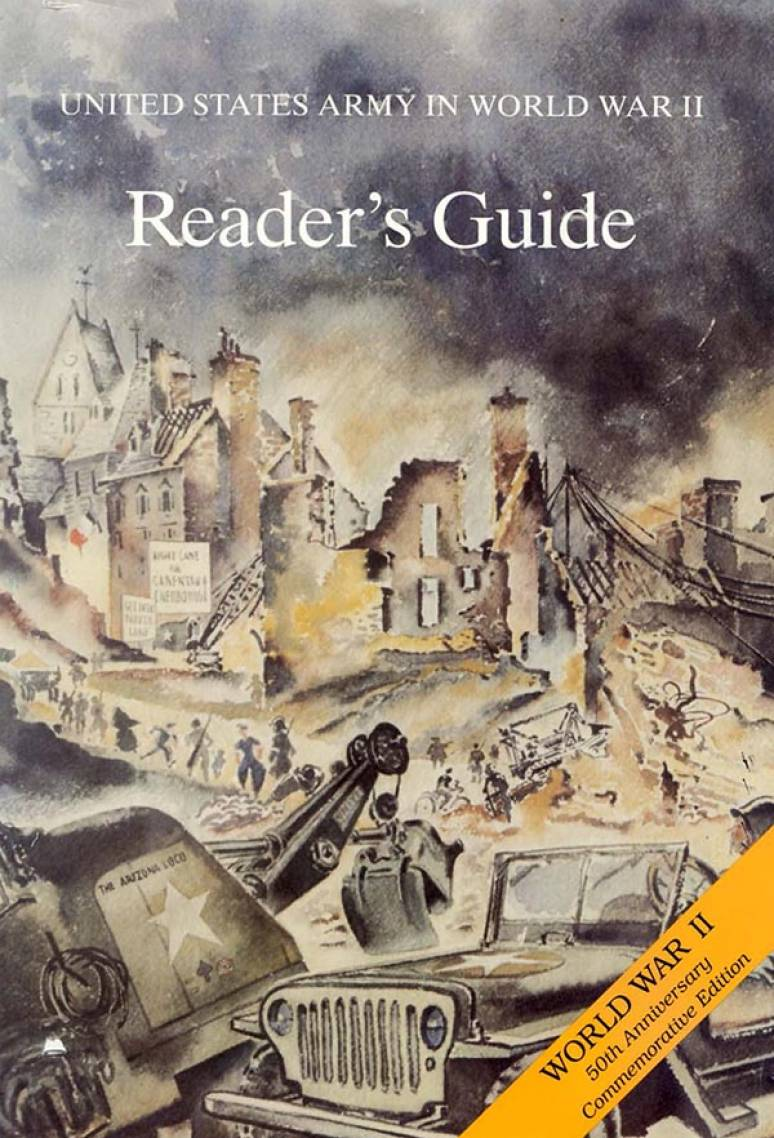 United States Army in World War 2: Readers Guide